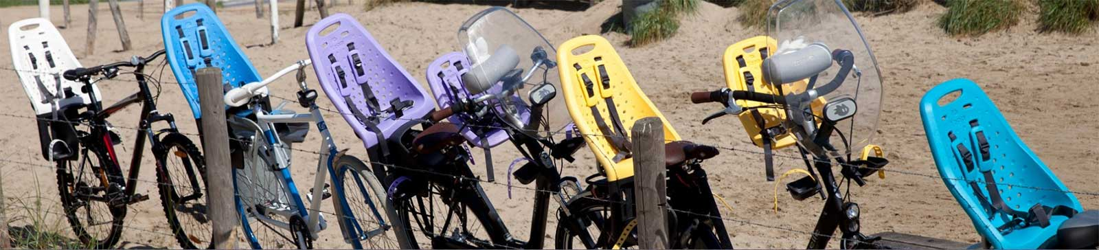 Porte bébé vélo